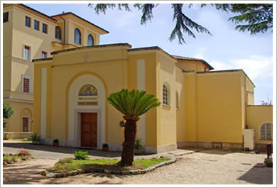 the internal church - for wedding and ceremonies